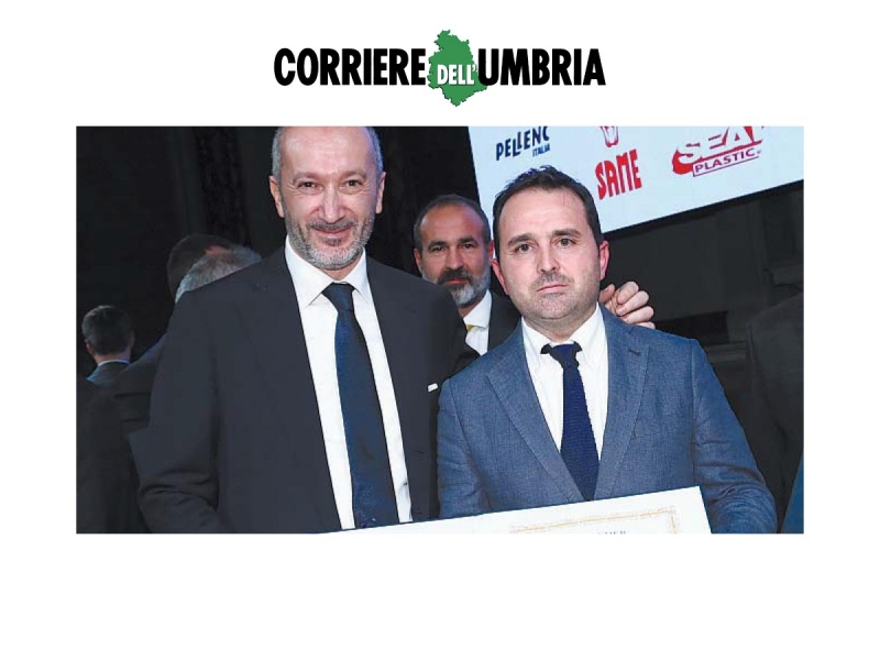 "ARTICLE PUBLISHED IN THE REGIONAL NEWSPAPER ""CORRIERE DELL'UMBRIA"" (2018)"