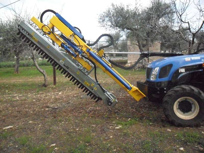 Special Pruning Machines